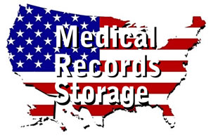 Medical Records Storage Companies of America Logo
